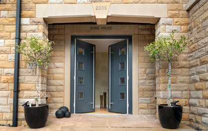 composite front doors buckingham