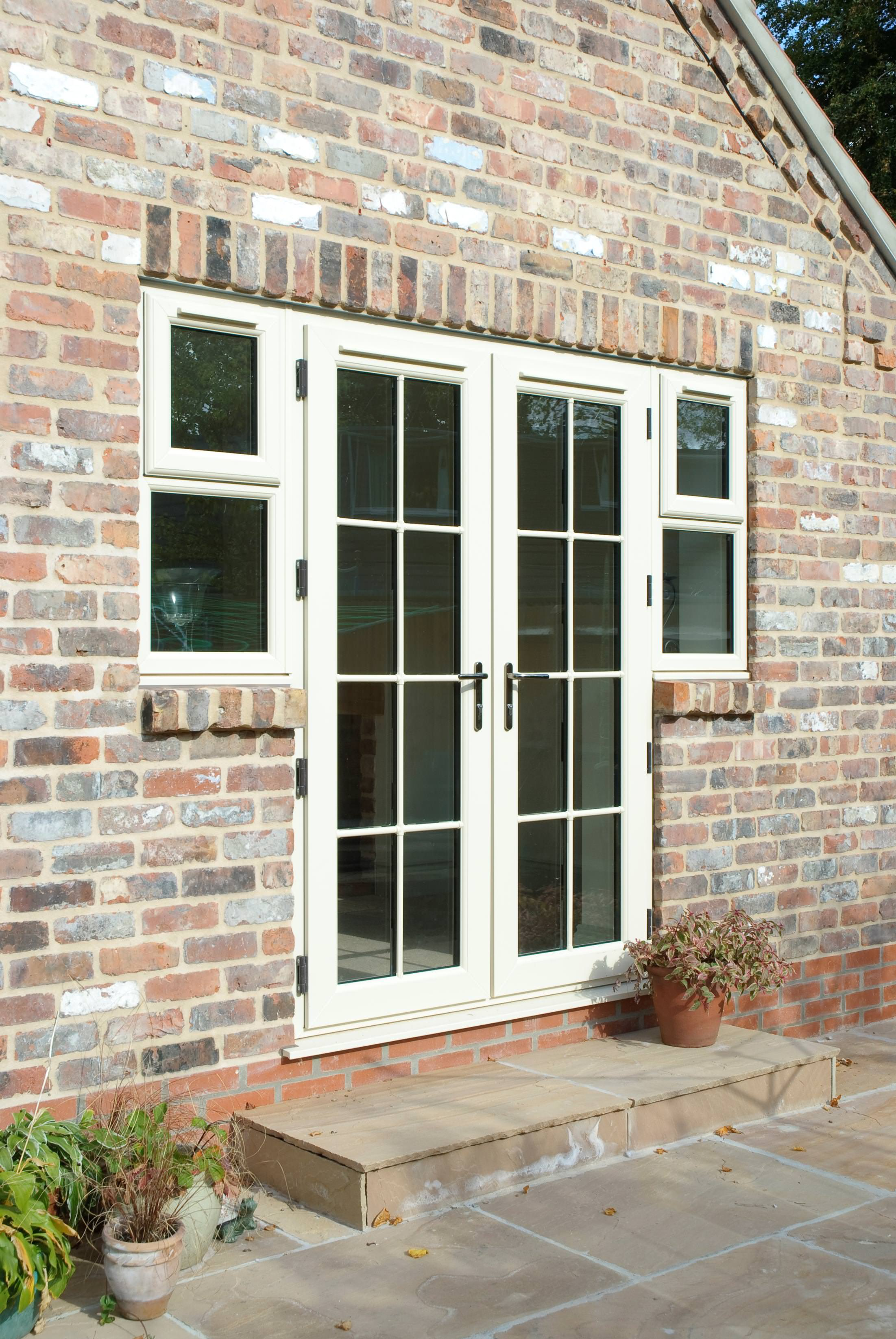 Upvc French Doors Slough Affordable Windows Construction Ltd Berkshire