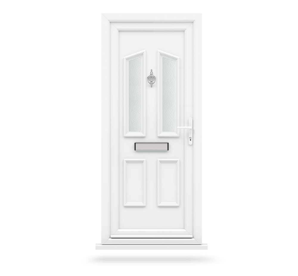 uPVC door slough