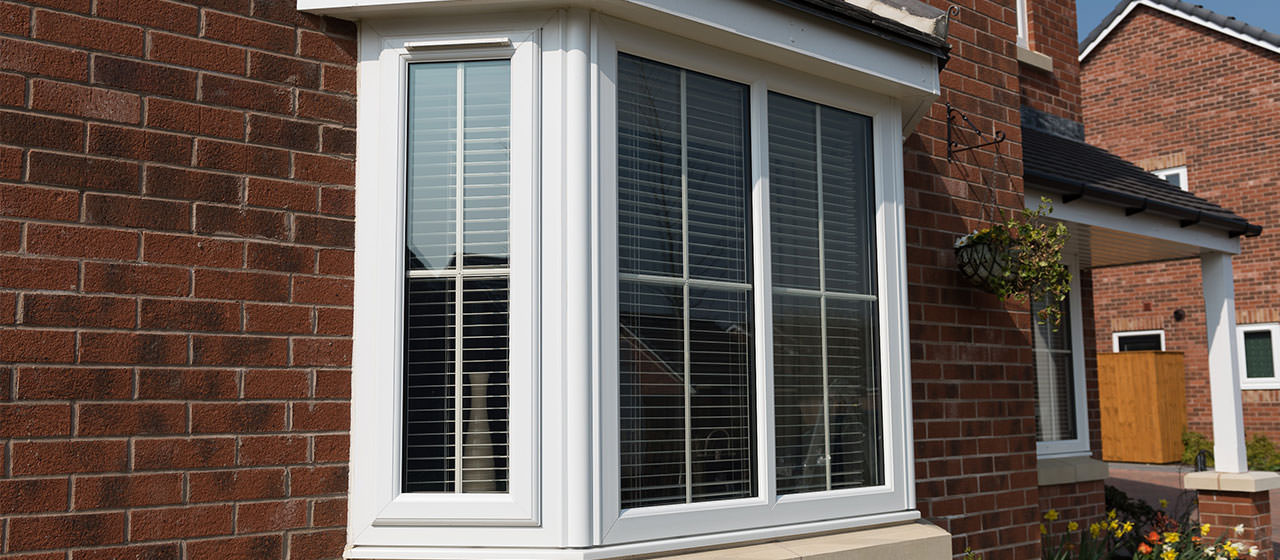 Upvc bow windows bow and bay windows slough affordable for Affordable windows