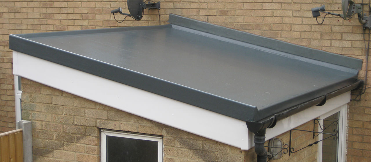 Flat Roof in Slough