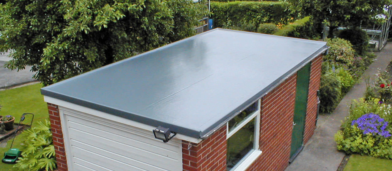 Shed Flat Roof