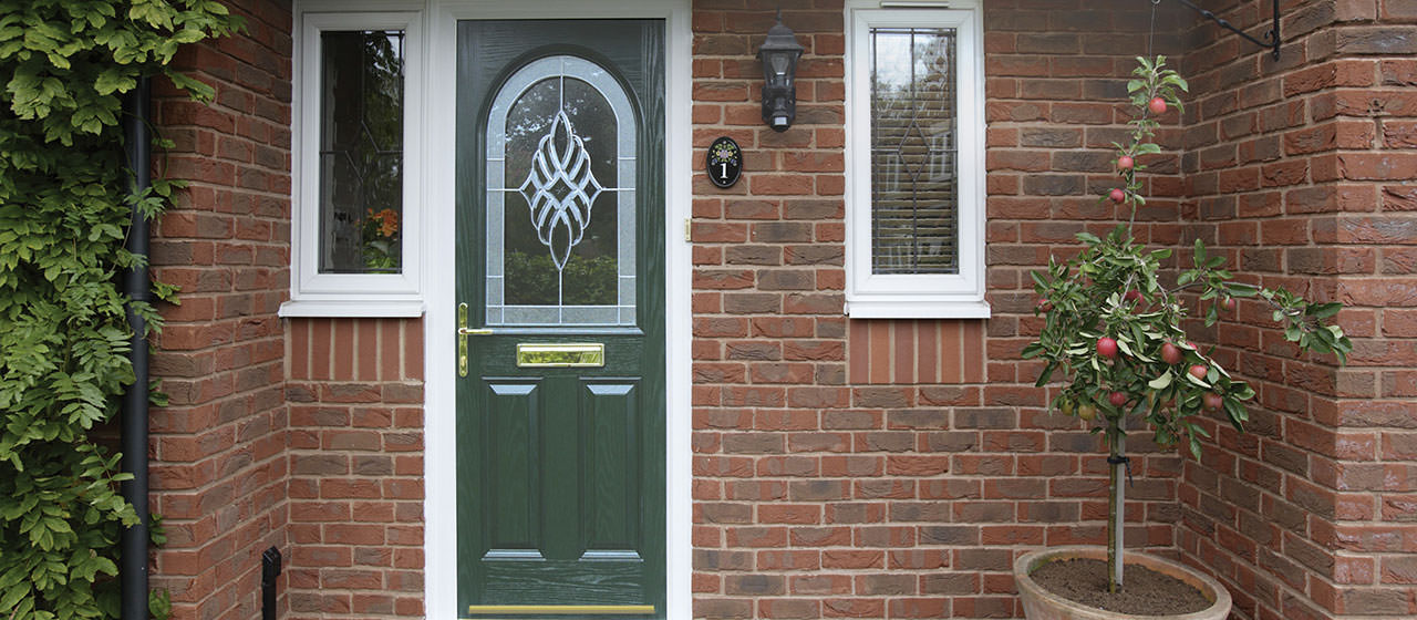 composite front door maidenhead