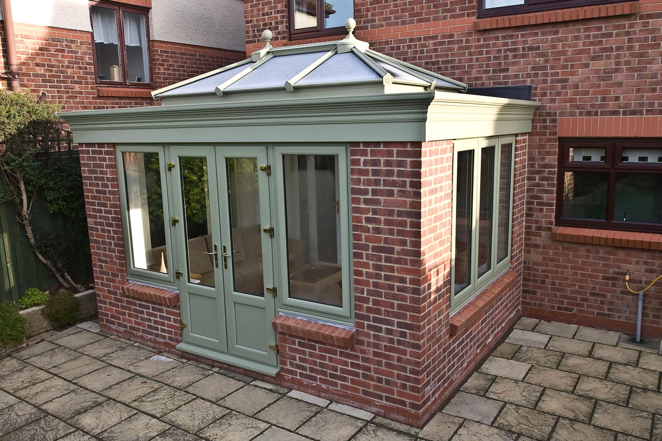 Orangeries slough affordable windows construction ltd for Orangeries images
