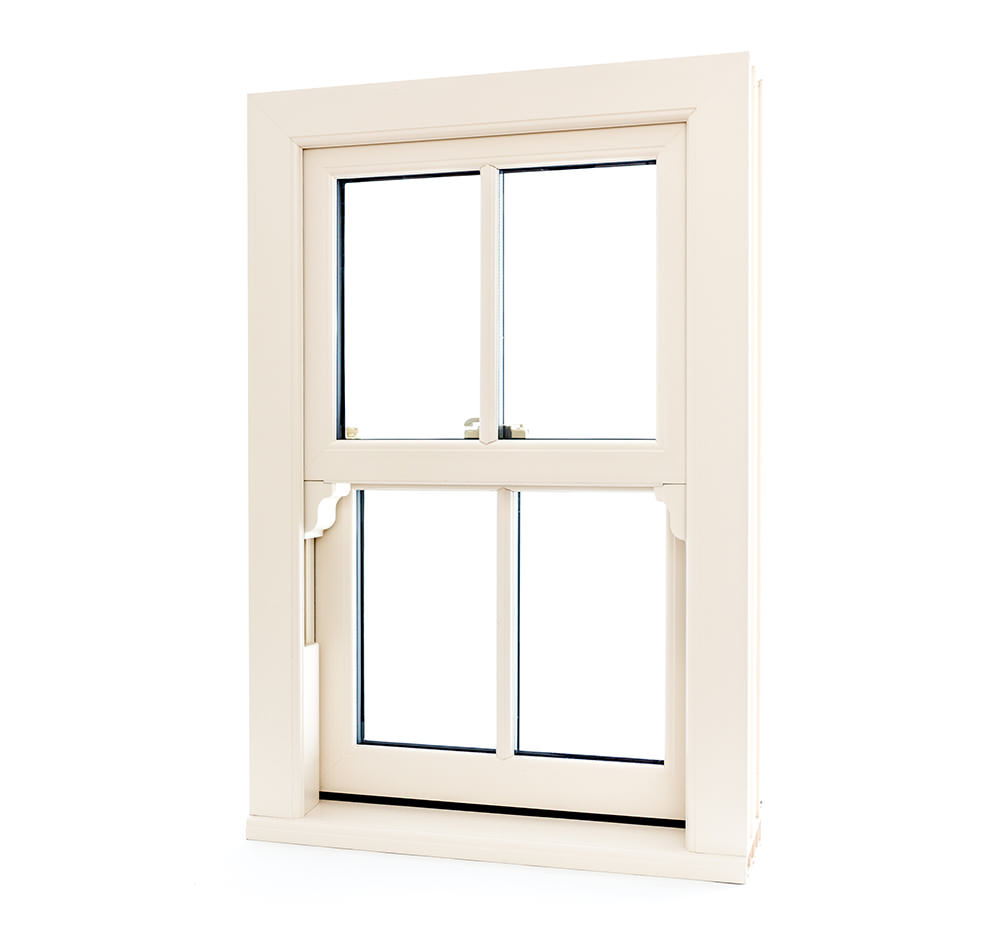 uPVC Sliding Sash Window