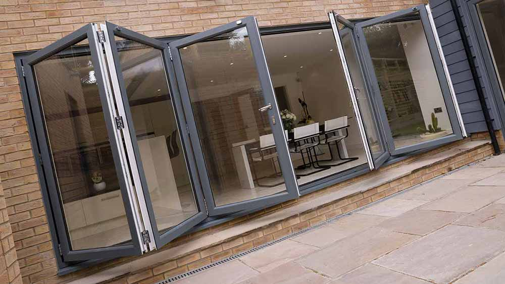 Upvc bi fold doors slough sliding doors folding doors for Upvc folding doors