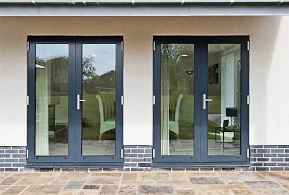 Aluminium French Doors Slough