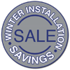 Winter Sale on Double Glazing
