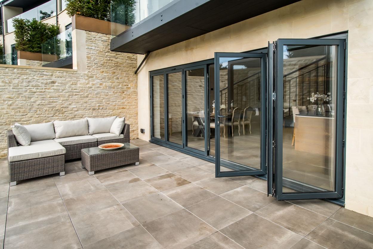 Bi fold doors slough